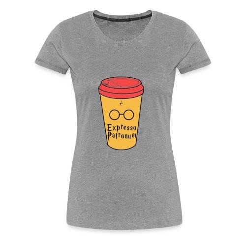 Espresso Patronum - Women's Premium T-Shirt