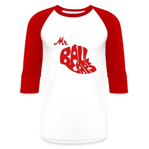 Mr. Ball Caps - Baseball T-Shirt
