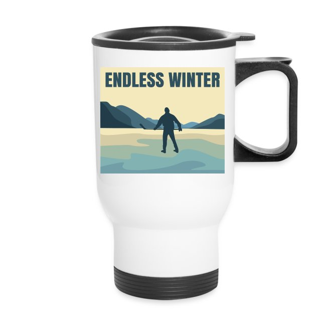 Endless Winter-Travel Mug