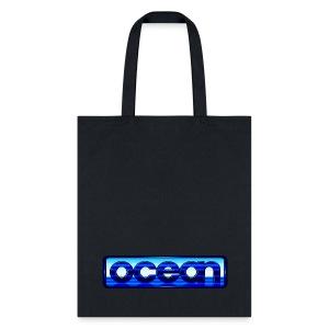 Ocean Logo - Tote Bag