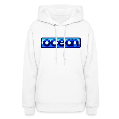 Ocean Logo - Women's Hoodie