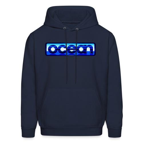 Ocean Logo - Men's Hoodie