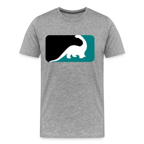 Dino Power! - Men's Premium T-Shirt
