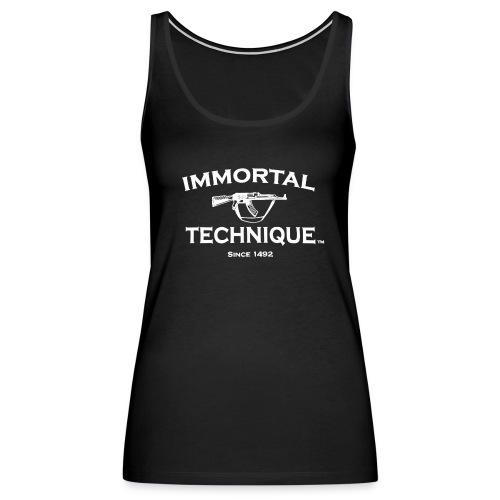 Immortal Technique Hip Hop - Women's Premium Tank Top
