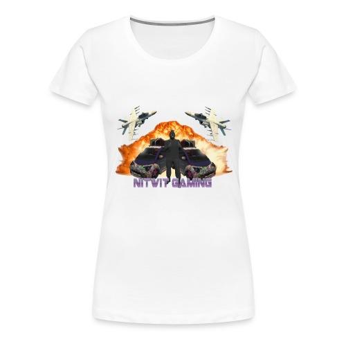 NG- GTA Women's T-Shirt - Women's Premium T-Shirt
