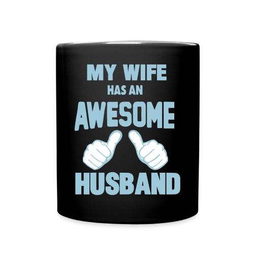 My wife - Full Color Mug