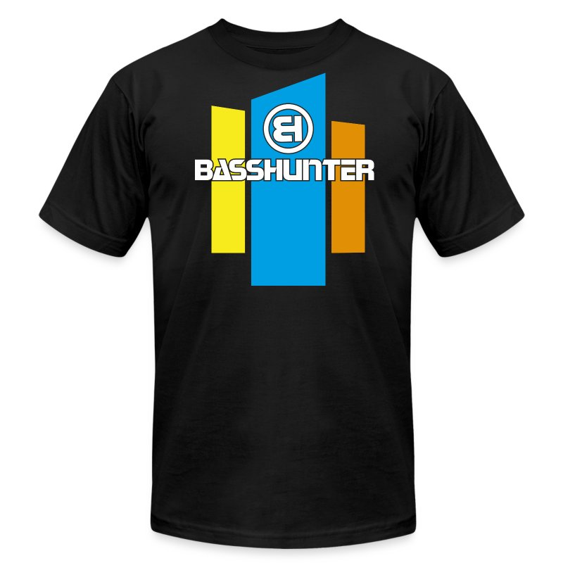 Basshunter #5 - Guys - Men's T-Shirt by American Apparel