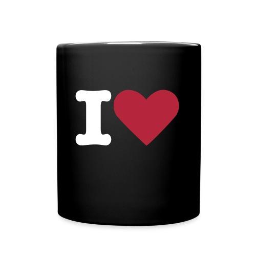 I Love - Full Color Mug