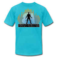 T-Shirts ~ Men's T-Shirt by American Apparel ~ Basshunter #1 - Guys