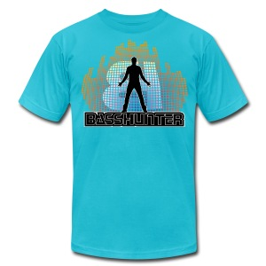 Basshunter #1 - Guys - Men's T-Shirt by American Apparel