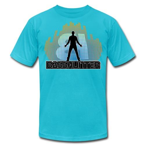 Basshunter #1 - Guys - Men's Fine Jersey T-Shirt