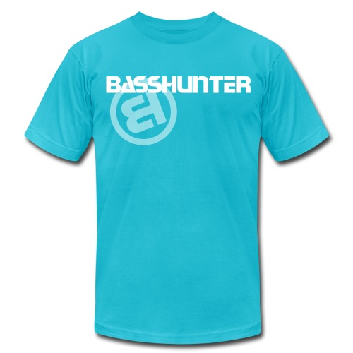 Basshunter #8 - Guys - Men's T-Shirt by American Apparel