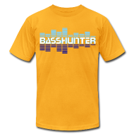 T-Shirts ~ Men's T-Shirt by American Apparel ~ Basshunter #3 - Guys