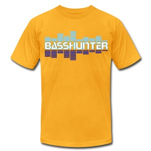 Basshunter #3 - Guys - Men's T-Shirt by American Apparel