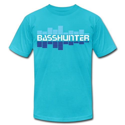Basshunter #3 - Guys - Men's Fine Jersey T-Shirt