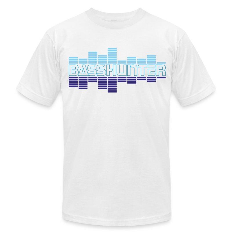 Basshunter #3 - Guys - Men's Fine Jersey T-Shirt