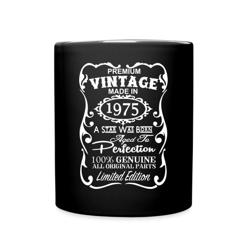 Vintage - Full Color Mug