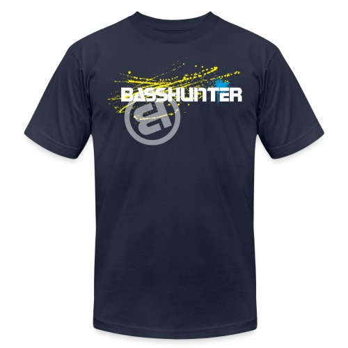Basshunter #7 - Guys - Men's T-Shirt by American Apparel