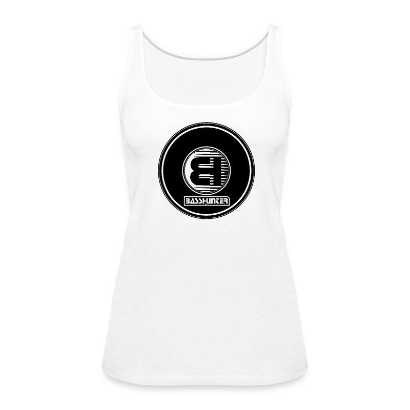 Basshunter #2 - Girls - Women's Premium Tank Top