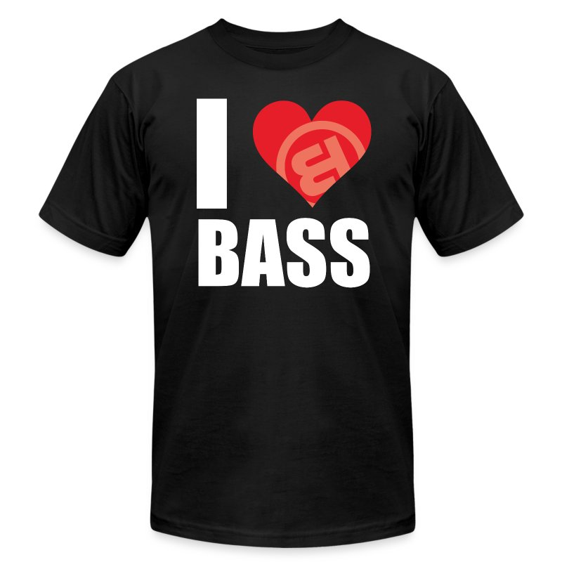 Basshunter #6 - Guys - Men's T-Shirt by American Apparel