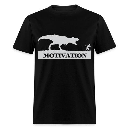 Motivation - T-shirt pour hommes
