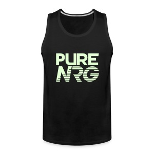 Tanktop PureNRG Glow In The Dark - Men's Premium Tank