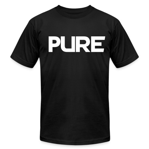 T Shirt PureNRG (1 of 2) - Men's Fine Jersey T-Shirt