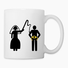 Marriage, bachelor party Mugs & Drinkware
