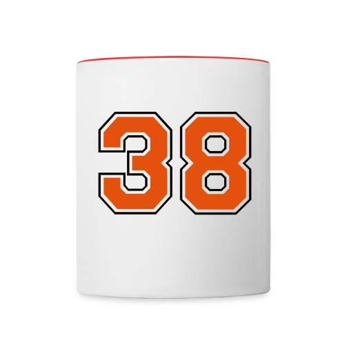 38 - Contrast Coffee Mug