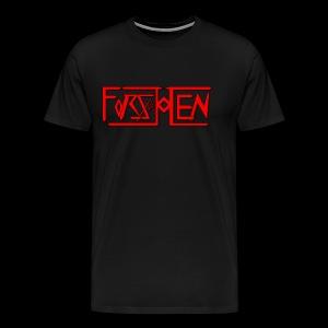 Forsakken Red Logo - Men's Premium T-Shirt