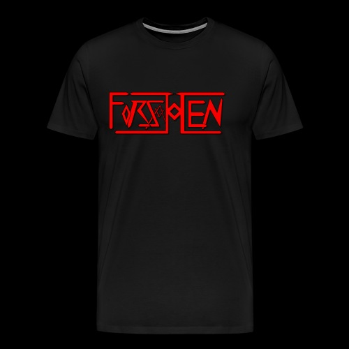 Forsakken Red Logo - Men's Premium T-Shirt