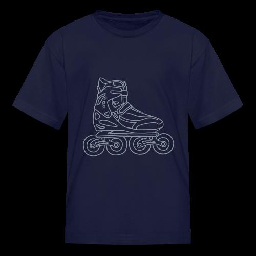 Inline Roller Skates - Kids' T-Shirt