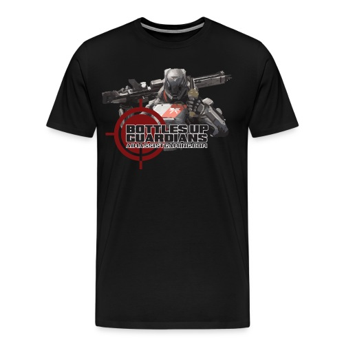 Bottles Up Titan - Men's Premium T-Shirt