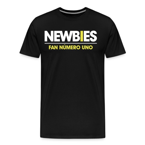 Newbies - playera oficial - Men's Premium T-Shirt