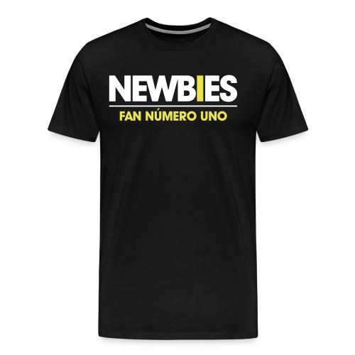 Newbies - playera oficial - Men's Premium T-Shirt