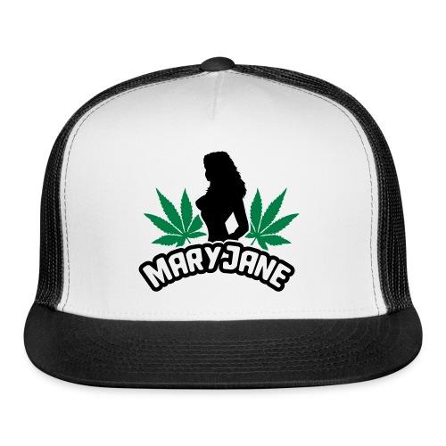 Mary Jane Trucker Hat - Trucker Cap
