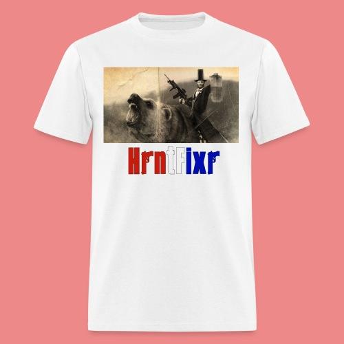 Honest Hrntfixr - Men's T-Shirt