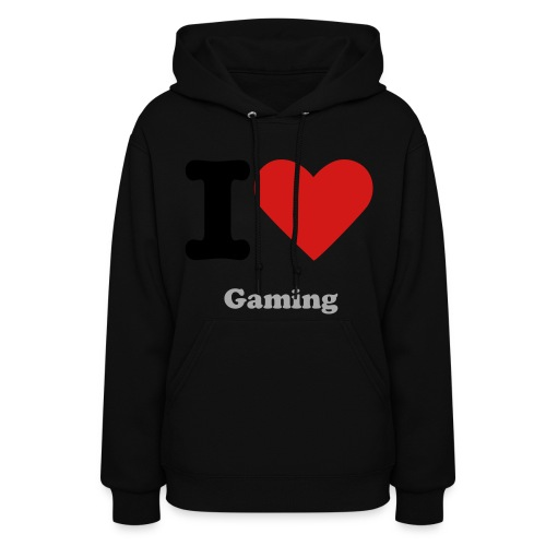I Heart Gaming Women's Sweater - Women's Hoodie