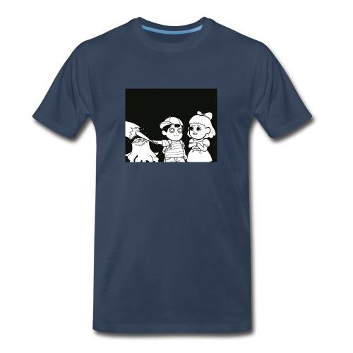 SMASHING TREES! - Men's Premium T-Shirt