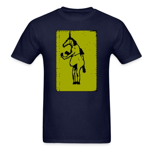 Contrast Gildian Style - Men's T-Shirt
