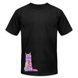 Men's Tie-Dye Tabby Tee - Men's Fine Jersey T-Shirt