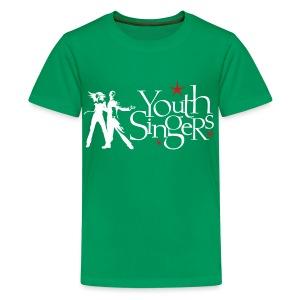 Kids' YSC Logo Tee - Kids' Premium T-Shirt