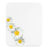 Other ~ Mouse pad Vertical ~ Shasta Daisies