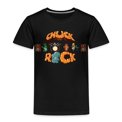 Chuck Rock - Toddler Premium T-Shirt