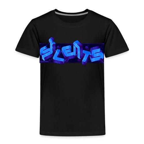 Silents Pixel Logo - Toddler Premium T-Shirt