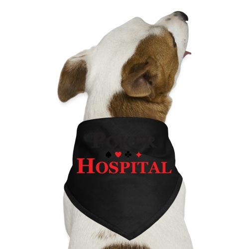 POKER-HOSPITAL Doggy Bandana - Dog Bandana