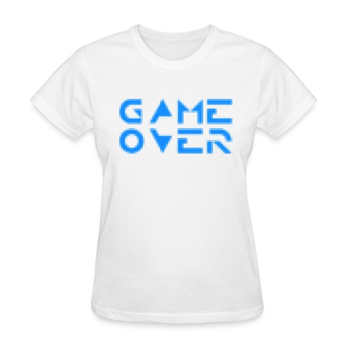 Game Over - Women's T-Shirt