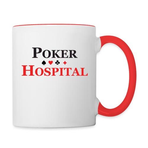 POKER-HOSPITAL A.M. Coffee Mug - Contrast Coffee Mug