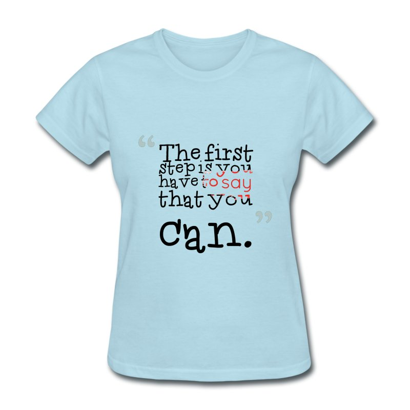 inspirational cool quote T-Shirt