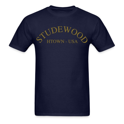 STUDEWOOD HTOWN - Men's T-Shirt